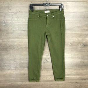 3/$25🛍️ Lila Ryan Women's Skinny Crop Ankle Jeans